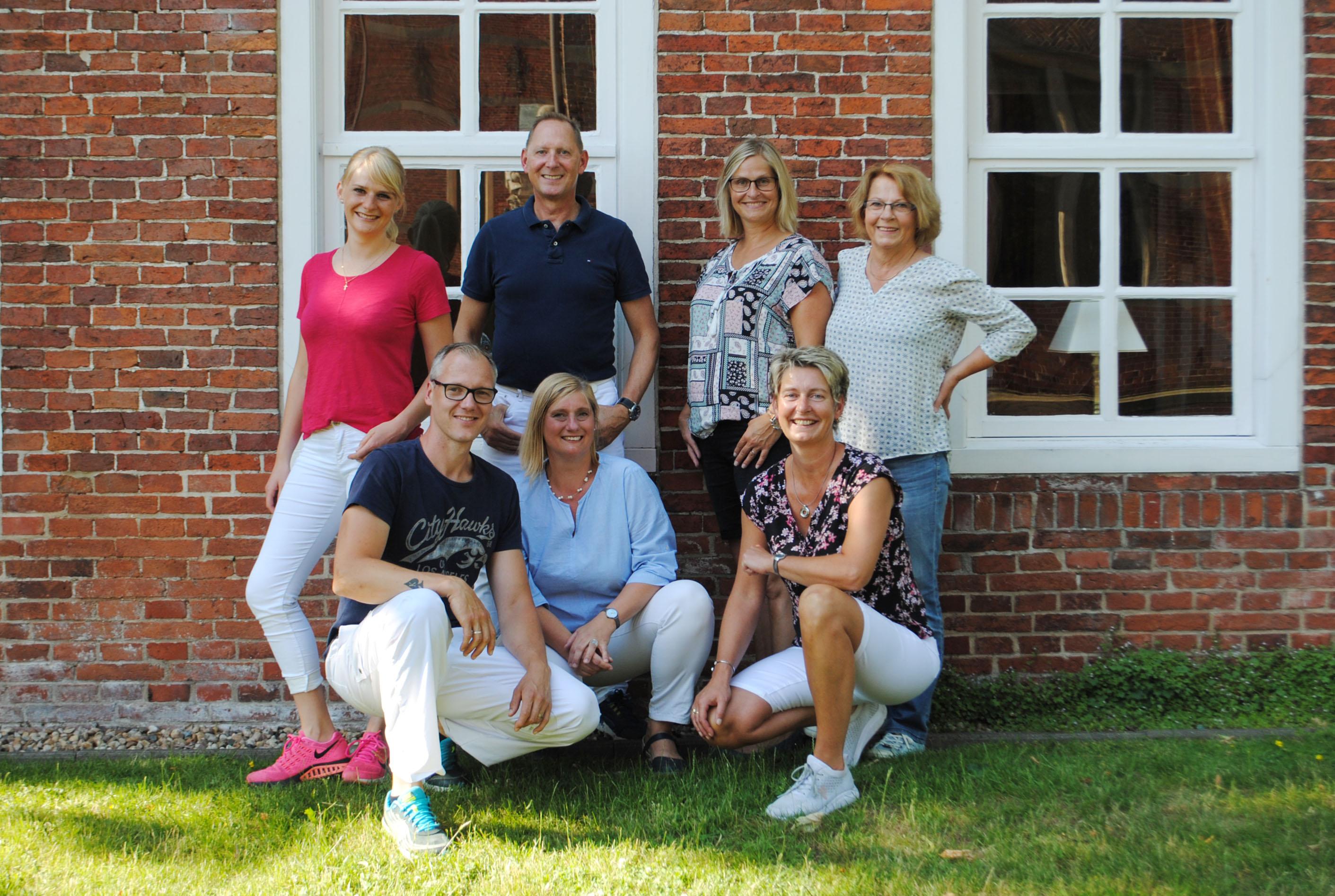 Das Team von Anton van der Kaaden
